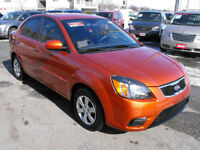 2010 KIA RIO LX SEDAN  LOADED  NEWER TIRES  MINT CONDITION  SALE