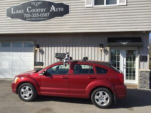 2009 Dodge Caliber SXT-Sunroof. Alloys, Power Windows