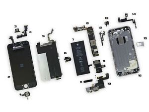 Cell Phone, Laptop, Tablet Screens and Small Parts For Repair