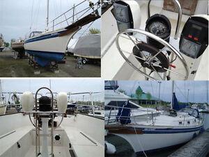 32C Bayfield Sailboat