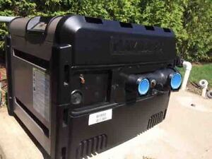 NEW HAYWARD FDN/P POOL HEATER 350,000 BTU ng or propane  NEW