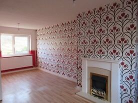 Two bed first floor maisonette available immediately in Maerdy. NO BOND OR DEPOSIT REQUIRED
