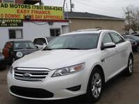 2010 FORD TAURUS 4X4 SUNROOF AUTO 61K-100% APPROVED FINANCING