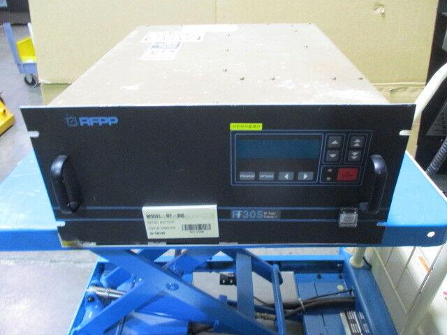 Advanced Energy AE 3150017-013 RF Generator, RFPP RF30S, Mattson, RF-30S, 402341
