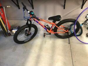 "24"" CCM Fat Tire Bike Disc brakes 21 Speed"