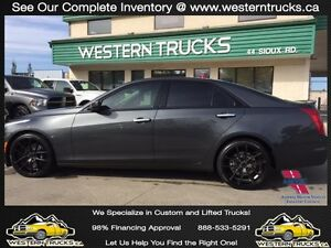 2016 Cadillac CTS4 Full Load ~ AWD ~ Sunroof ~ Financing Avail.