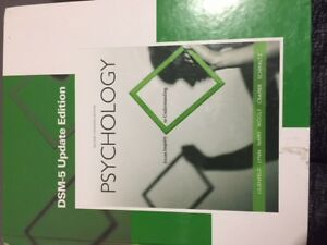 Textbooks for sale-Nursing and psychology