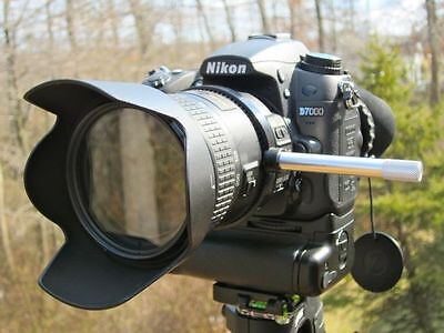 DSLR Video Camera Follow Focus or Zoom Ring Control