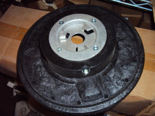 FLO-PAC R120XS3MZT3TZGR PAD DRIVER FOR USING WITH CLARKE MACHINES