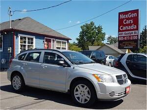 2010 Dodge Caliber SXT | Easy Car Loan Available for Any Credit