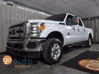 2014 Ford F-250 XLT 4x4 SD Crew Cab 6.75 ft. box 156 in. WB