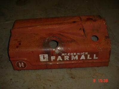 Original Farmall H Tractor Engine Hood Cover Ihc H
