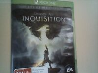 Dragon Age Inquisition - Deluxe Edition - XBOX ONE -Excellent Condition.