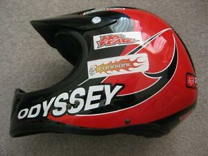 Odyssey helmet for bicycle sports Singleton Singleton Area Preview
