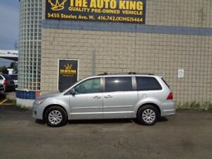 2009 Volkswagen Routan LIMITED ----- LEATHER -----SUNROOF ----TV