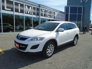 2010 Mazda CX-9 **LOADED ALLOYS & HEATED EVERYTHING!!** GS AWD