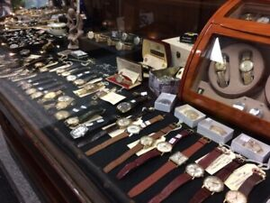 VINTAGE WATCHES - 30% OFF SALE SATURDAY ONLY!