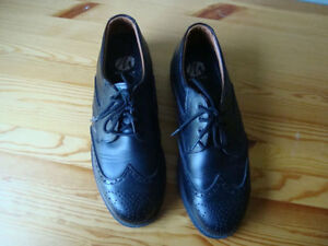 Steel Toed Dress Work Shoes, Size 9.5E Edmonton Edmonton Area image 1