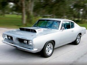 Wanted!!! 68 Barracuda Drivers Front Fender