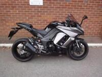 2012 KAWASAKI ZX 1000 HCF ABS ONE OWNER BIKE