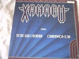 Vinyl LP Xanadu Olivia Newton John – E L O Jet LX 526 Stereo 1980