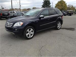 2010 Mercedes-Benz ML350 BlueTEC|NAV|CAM|SUNROOF|LEATHER|NO ACCI