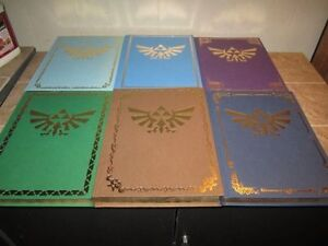 Zelda Collector's Edition Guides