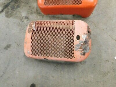 Allis-chalmers B Or C Tractor Front Grill Tag 1832