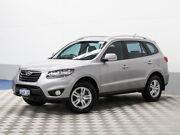 2011 Hyundai Santa Fe CM MY12 Elite CRDi (4x4) Grey 6 Speed Automatic Wagon Morley Bayswater Area Preview