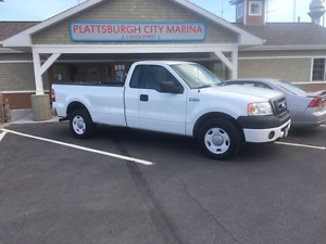 2009 Ford F-150 XL 8Foot Cab with PTO For Heavy Duty Jobs-Low KM