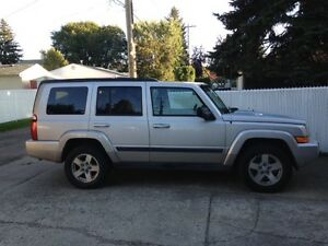 2008 Jeep Commander Sport- Reduced!