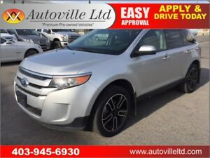 2014 FORD EDGE SEL NAVIGATION BACKUP CAMERA