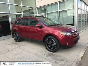 2013 Ford Edge SEL/ACCIDENT FREE/BACK UP MONITOR/NAVIGATION/SUNR