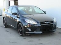 2012 Ford Focus Titanium 2.0L Turbo Leather/Sunroof! Low Payment