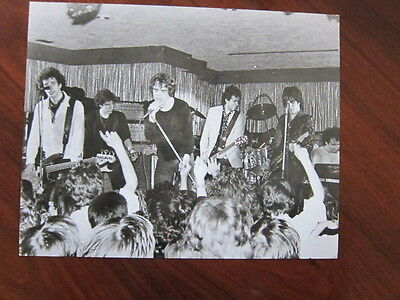 NEW YORK DOLLS  8x10 photo