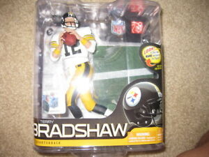 McFarlane NFL Sport chase/variant figures Brand New Sealed NM