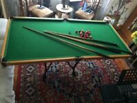 Small Tabletop SnookerTable