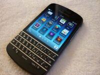 BlackBerry Q10 - 16GB - Black (EE) Smartphone