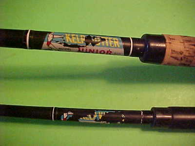 Rods Vintage Harnell Fishing Rod