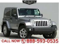 2010 Jeep Wrangler 4WD SPORT HARD TOP LOW KMS READY FOR ADVENTUR