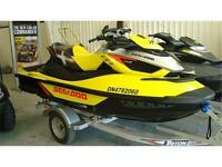 2015 Sea Doo RXT X aS 260
