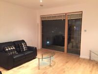 Stunning Modern 1 bedroom flat with balcony - Glasgow Harbour