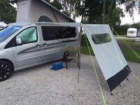 campervan sun canopy
