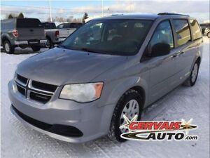 Dodge Grand Caravan SXT Stow N Go 7 Passagers 2014
