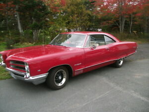1966 Pontiac Parisienne Custom