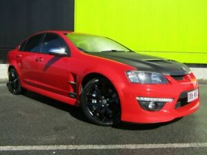 2010 Holden Special Vehicles ClubSport E2 Series GXP Red 6 Speed Manual Sedan Underwood Logan Area Preview
