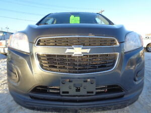 SOLD___2013 CHEVROLET TRAX LT-CAMERA-SUNROF-REMOTE STARTER-149K