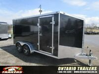 2015 Stealth Trailers SUPER-LITE (ALL ALUMINUM) 7X14+30