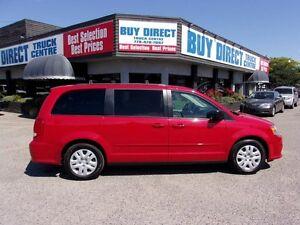 2014 Dodge Grand Caravan SE/SXT Passenger Van