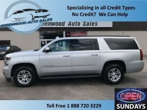 2015 Chevrolet Suburban LEATHER, 3rd ROW SEATING! SUNROOF! 4X4!